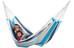 La Siesta Caribena hamac simple plus bleu